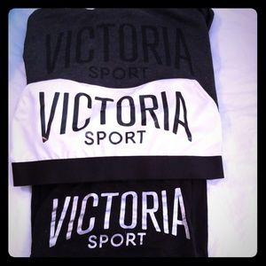 Victoria's Secret workout lot sz large